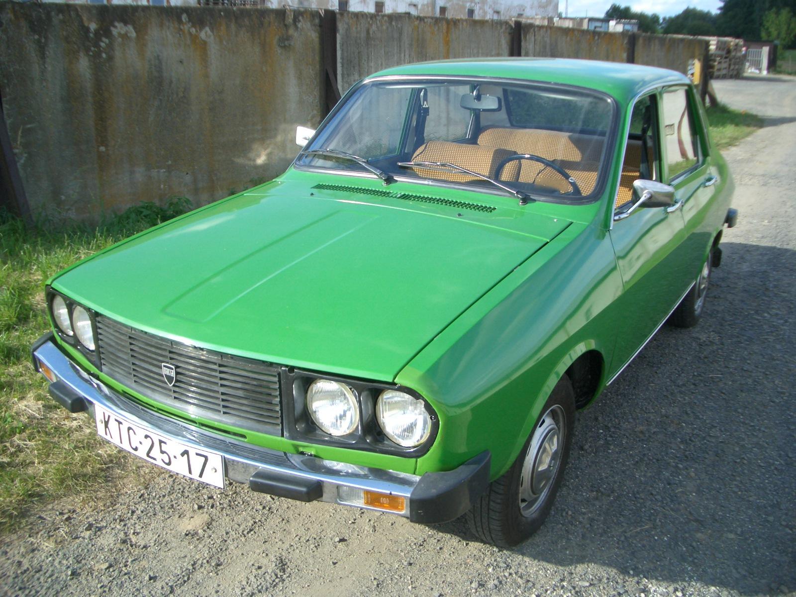 """IMCDb.org: 1982 Dacia 1300 in """"Buletin de Bucuresti, 1982"""""""
